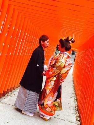 瀬戸~深川神社で結婚式~